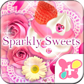★FREE THEMES★Sparkly Sweets