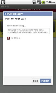 Biblia+ - screenshot thumbnail
