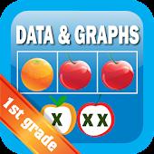 Data & Graphs - Math 1st grade
