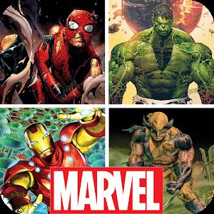 Marvel Heroes Live Wallpaper