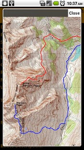14ers.com- screenshot thumbnail