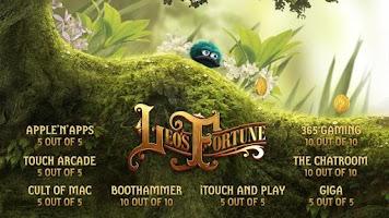 Screenshot of Leo's Fortune