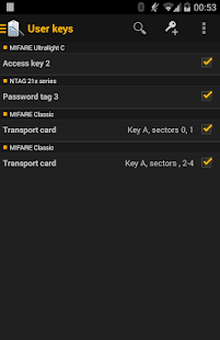 NFC TagInfo by NXP- screenshot thumbnail