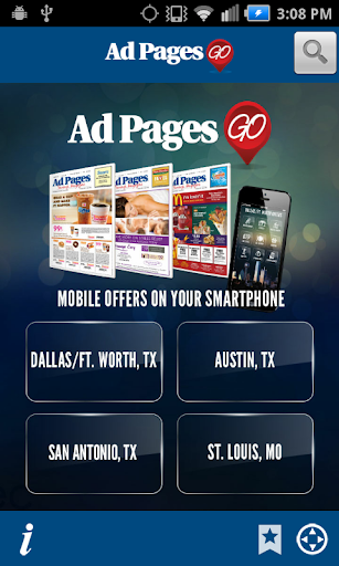 Ad Pages GO Free Local Coupons