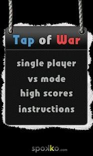 Tap of War - screenshot thumbnail