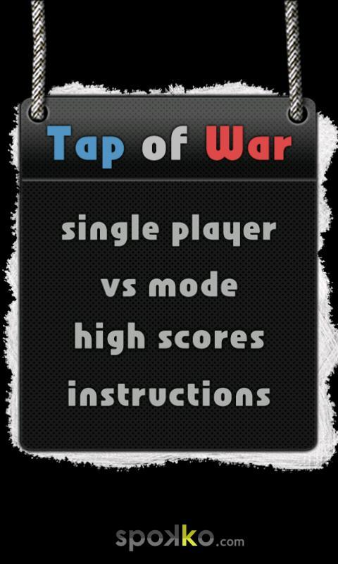 Tap of War - screenshot