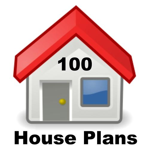 100 House Plans in PDF and CAD LOGO-APP點子