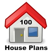100 House Plans in PDF and CAD