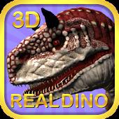 Dinosaur 3D - Carnotaurus