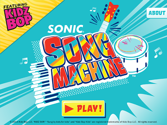 Song Machine - screenshot
