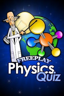 FreePlay Physics Quiz- screenshot thumbnail