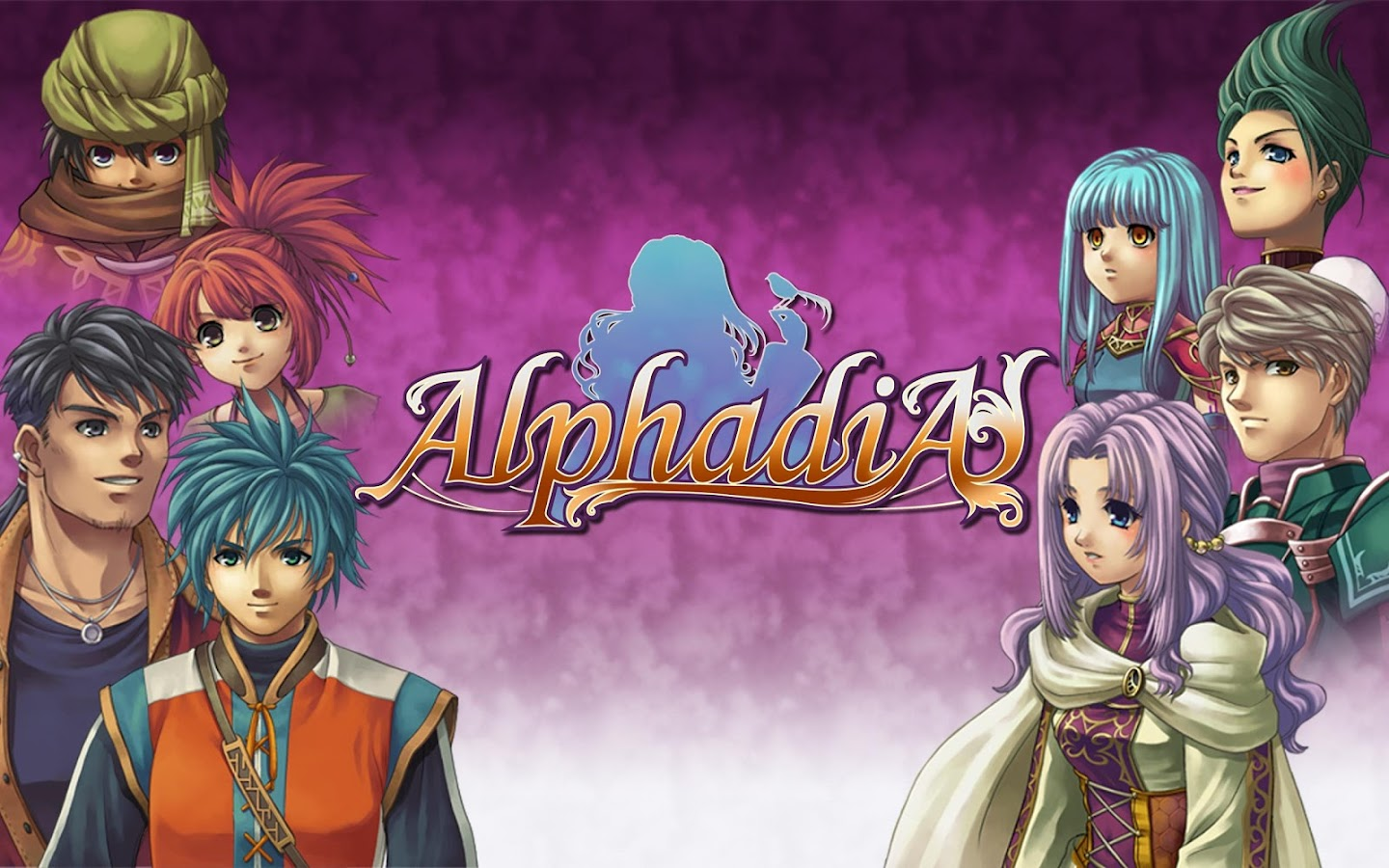 RPG Alphadia- screenshot