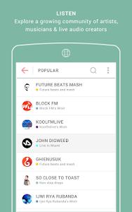 Mixlr - Social Live Audio v1.9