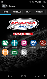 Richmond International Raceway - screenshot thumbnail