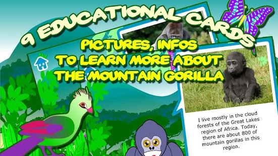 SOS Animal: Gorilla Lite - screenshot thumbnail