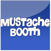 Mustache Booth!