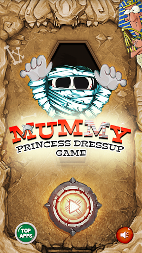 Mummy Princess Dress up Game