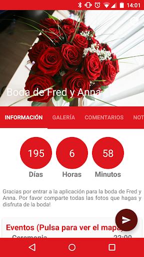 Let's Wedding App