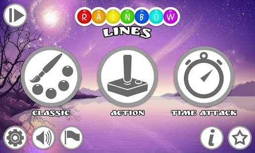Rainbow Lines- screenshot thumbnail