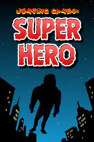 Jumping Games : Super Hero