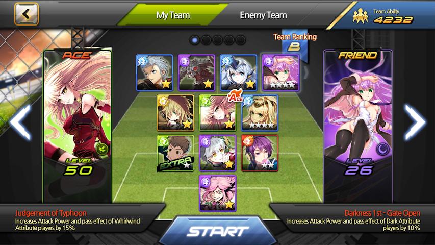 android Soccer Spirits Screenshot 20