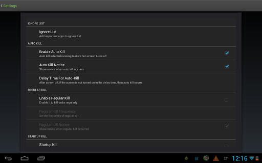 Advanced Task Manager  screenshots 10