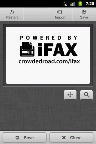 iFax - Send & Receive Faxes - screenshot
