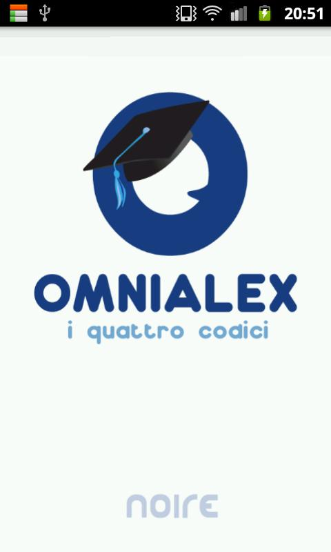 Omnialex 4Codici FREE- screenshot