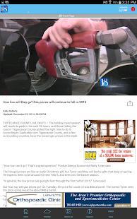 WLFI-TV News Channel 18 - screenshot thumbnail