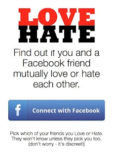 Who Loves or Hates you