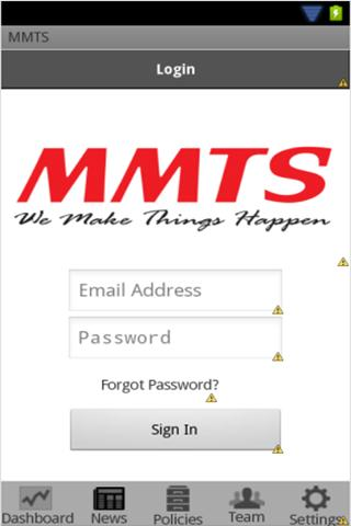 MMTS Insurance Training