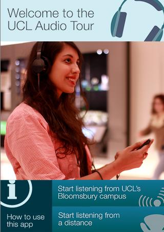 UCL Audio Tour