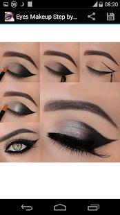 Eyes Makeup Tutorial - Apps on Google Play