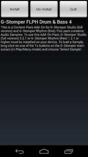 G-Stomper FLPH Drum & Bass 4 screenshot 1