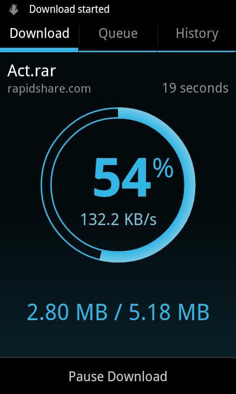 Screenshot 2 Download Blazer 2.0.7 APK PAID