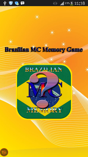 Brazilian MC Memory Games