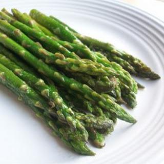 Pan-Fried Asparagus