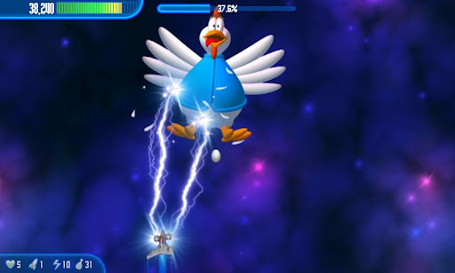 Chicken Invaders 3  {cheat|hack|gameplay|apk mod|resources generator} 1