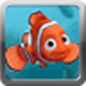 Coloring: Fish icon