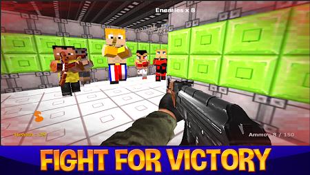 King Of Blocks Fist Tournament C-1 screenshot 55137