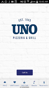 Uno Chicago Grill Honduras- screenshot thumbnail