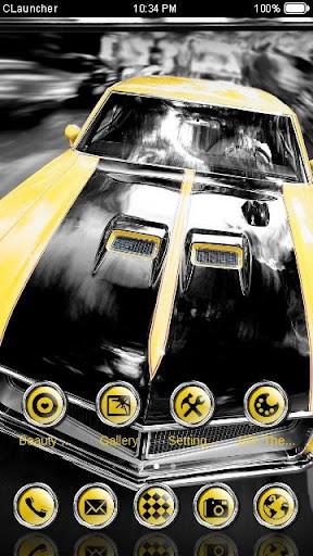 玩個人化App|'肌肉车'手机主题——畅游桌面免費|APP試玩