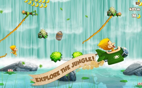 Download Benji Bananas For PC Windows and Mac apk screenshot 2