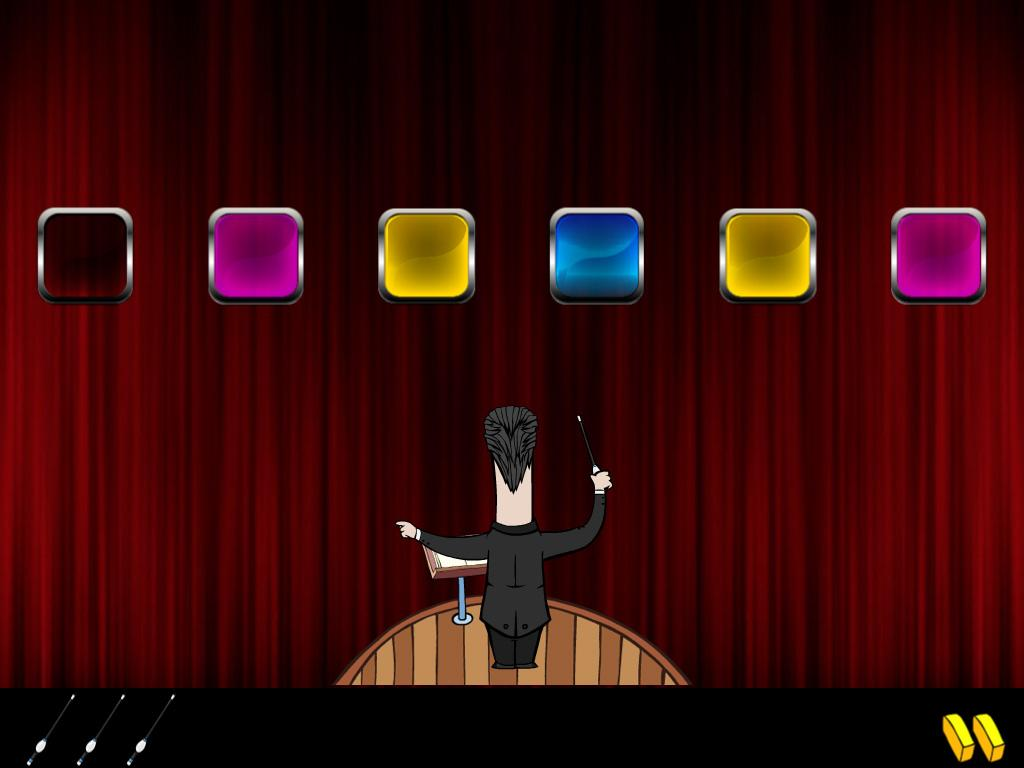 Kinito Music Puzzle- screenshot