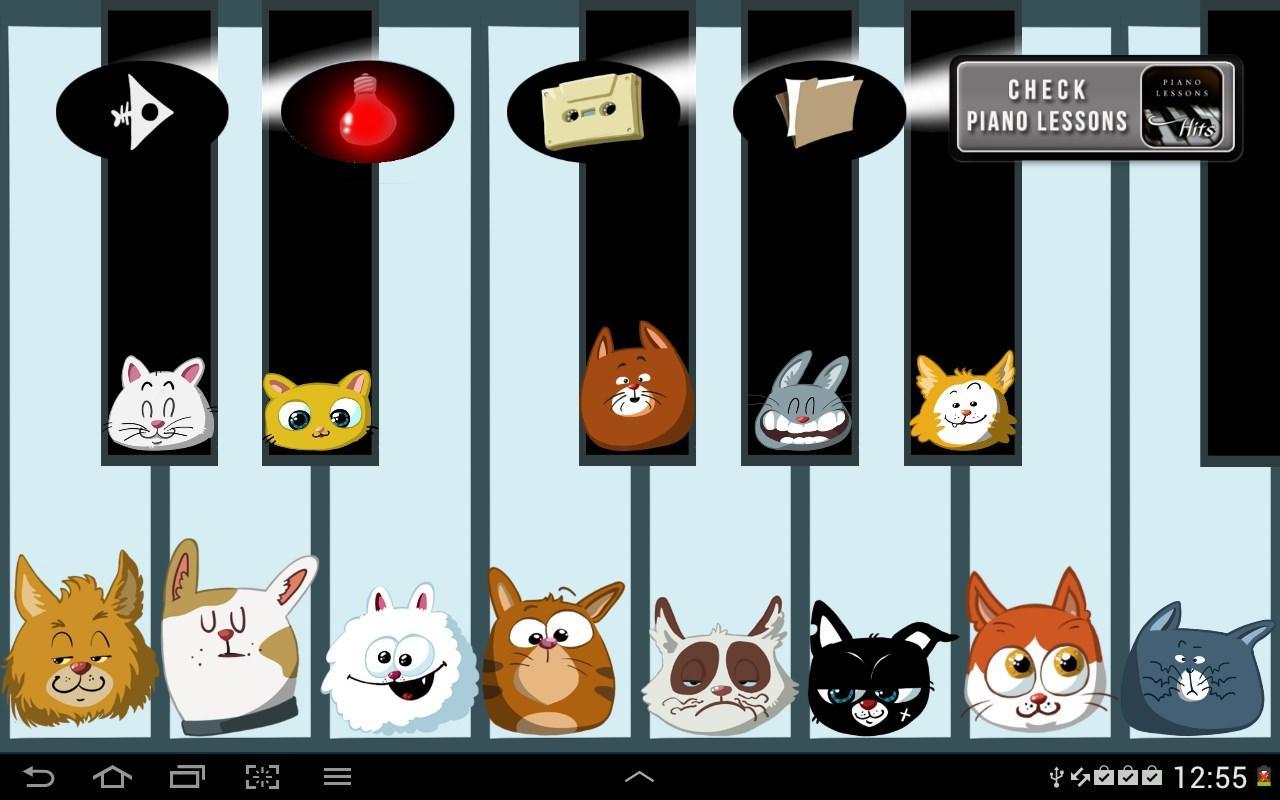 Best Piano Cats- screenshot