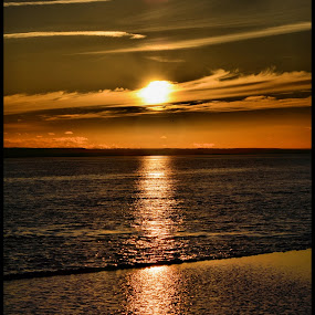 Evening sun by Brian Rogers - Landscapes Sunsets & Sunrises
