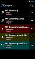 Screenshot of Ringcut - Ringtone Maker