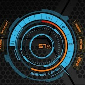 Iron Man Hud Uccw Skin Widget