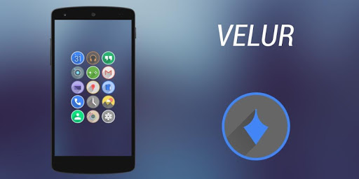 Velur – Icon Pack v2.8.0
