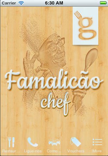 Famalicão Chef